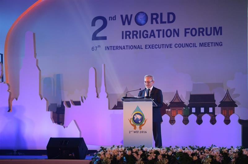 دومین اجلاس جهانی آبیاری(2nd World Irrigation Forum)