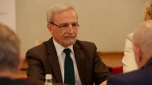 حضور ریاست کمیسیون بین المللی آبیاری و زهکشی در جشن طلایی پنجاهمین ساگرد برنامه توسعه احیاء اراضی در روسیه